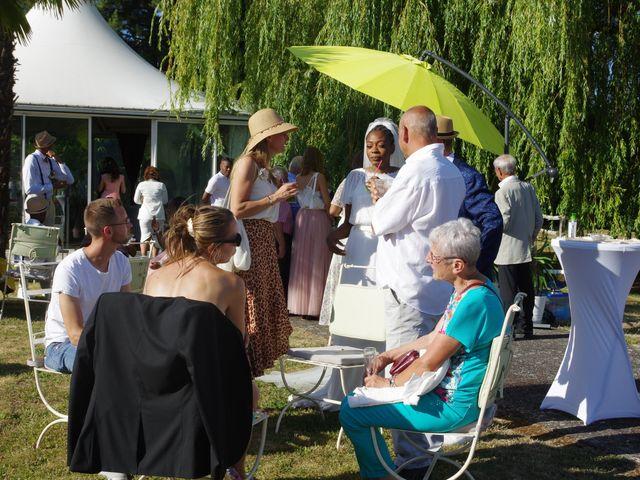 Le mariage de Aymeric et Maëna à Gif-sur-Yvette, Essonne 22