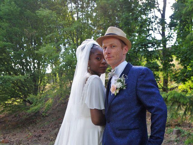 Le mariage de Aymeric et Maëna à Gif-sur-Yvette, Essonne 34