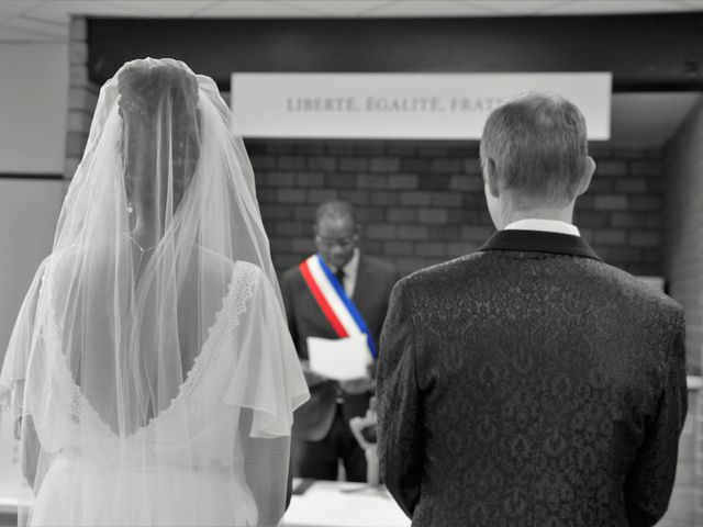 Le mariage de Aymeric et Maëna à Gif-sur-Yvette, Essonne 35