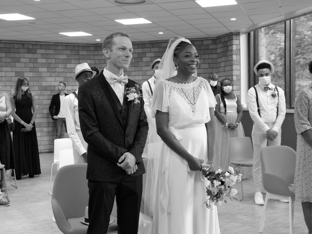 Le mariage de Aymeric et Maëna à Gif-sur-Yvette, Essonne 36