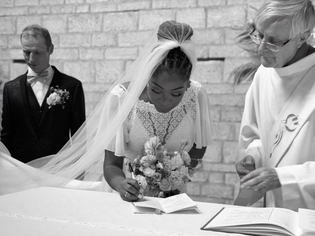 Le mariage de Aymeric et Maëna à Gif-sur-Yvette, Essonne 39