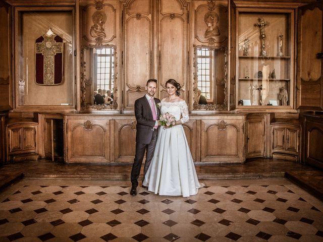 Le mariage de Nanou et Jean-Philippe