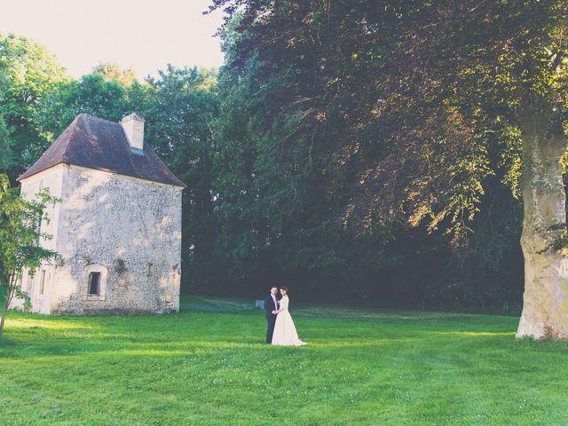 Le mariage de Jean-Philippe et Nanou à Caen, Calvados 9