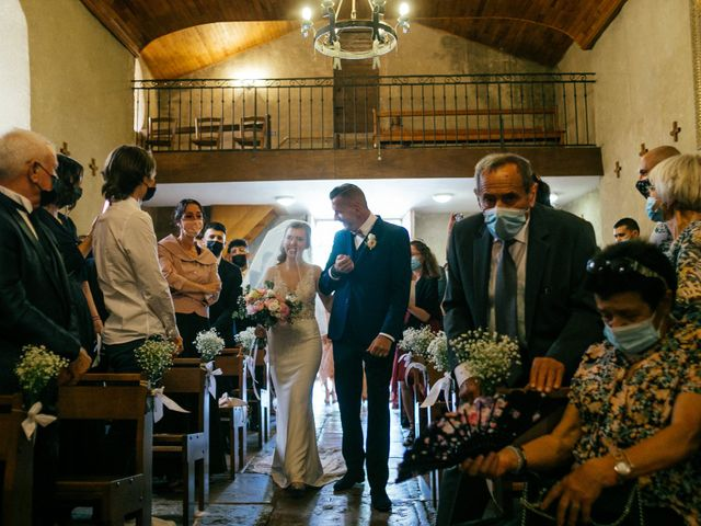 Le mariage de Nicolò et Léa à Neyron, Ain 10