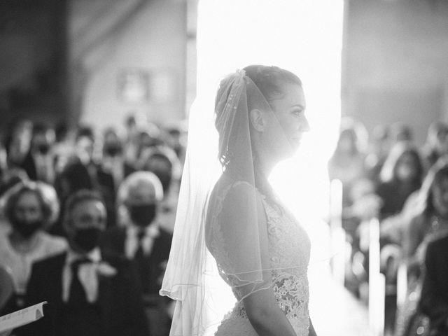 Le mariage de Nicolò et Léa à Neyron, Ain 13