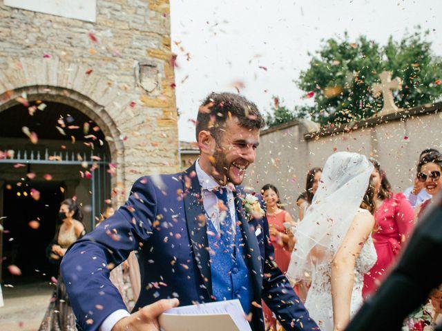 Le mariage de Nicolò et Léa à Neyron, Ain 15