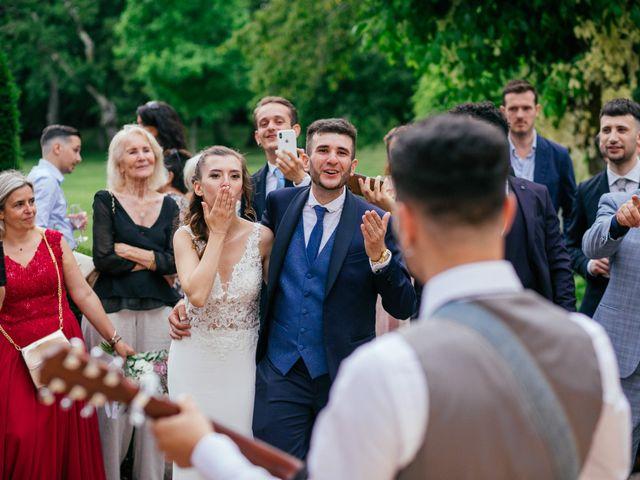 Le mariage de Nicolò et Léa à Neyron, Ain 39