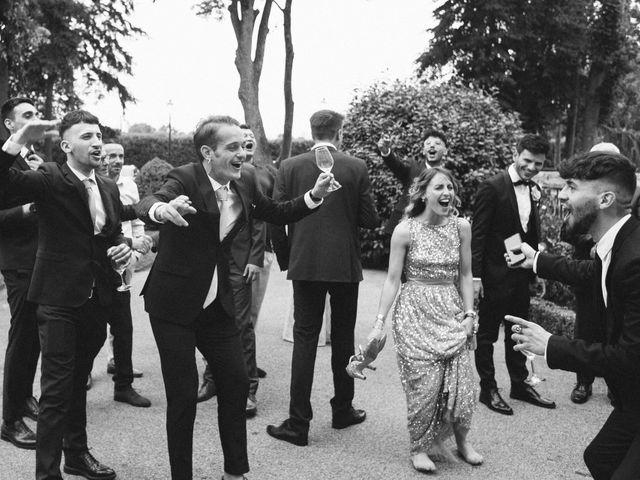 Le mariage de Nicolò et Léa à Neyron, Ain 41