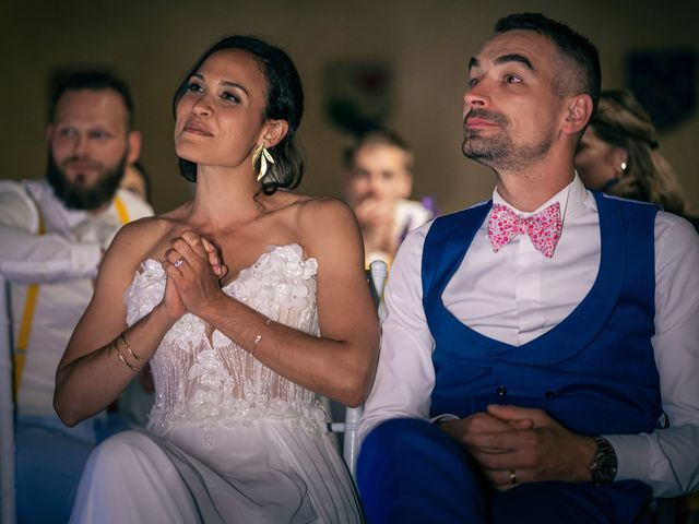 Le mariage de Pierre et Carole à Sayat, Puy-de-Dôme 30