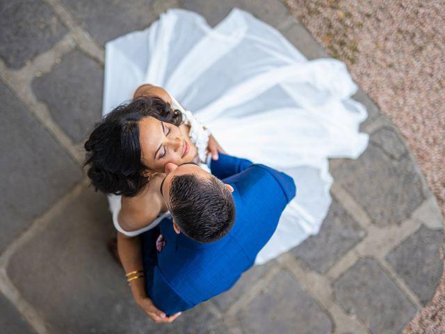 Le mariage de Pierre et Carole à Sayat, Puy-de-Dôme 37