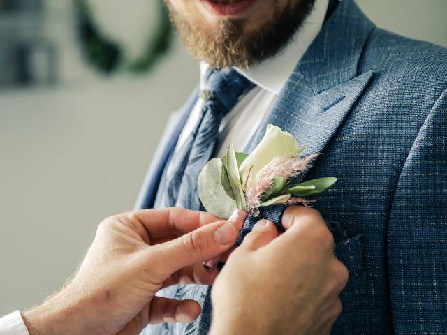Le mariage de Yohan et Lauriane à Plasnes, Eure 15
