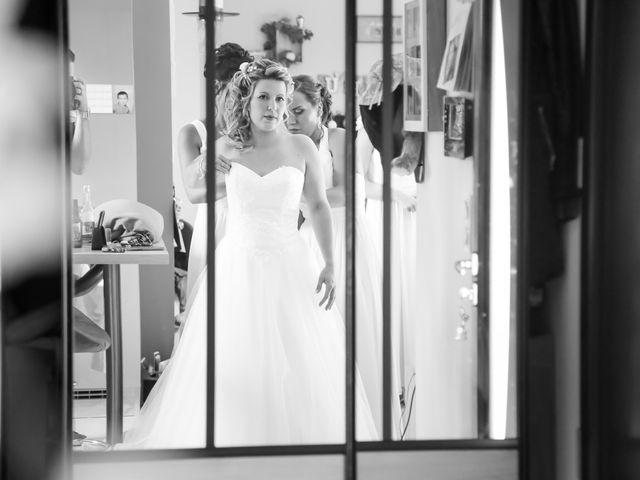 Le mariage de Yohan et Lauriane à Plasnes, Eure 28