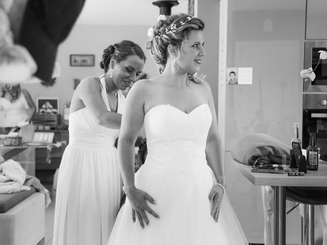 Le mariage de Yohan et Lauriane à Plasnes, Eure 31