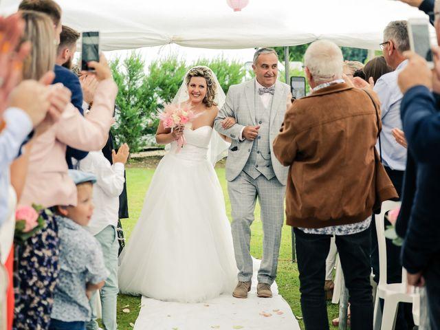 Le mariage de Yohan et Lauriane à Plasnes, Eure 60