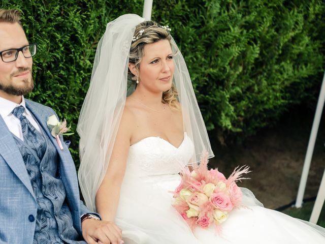 Le mariage de Yohan et Lauriane à Plasnes, Eure 75