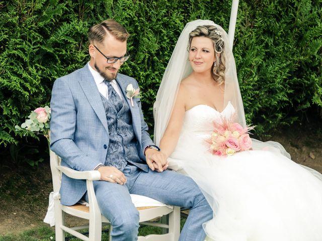 Le mariage de Yohan et Lauriane à Plasnes, Eure 76