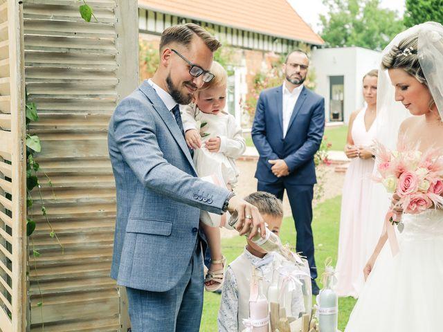 Le mariage de Yohan et Lauriane à Plasnes, Eure 78