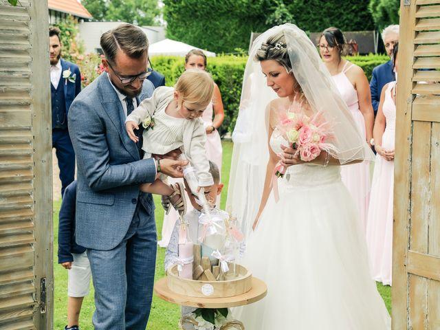 Le mariage de Yohan et Lauriane à Plasnes, Eure 80