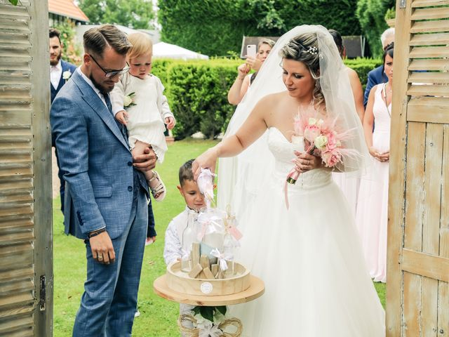 Le mariage de Yohan et Lauriane à Plasnes, Eure 81