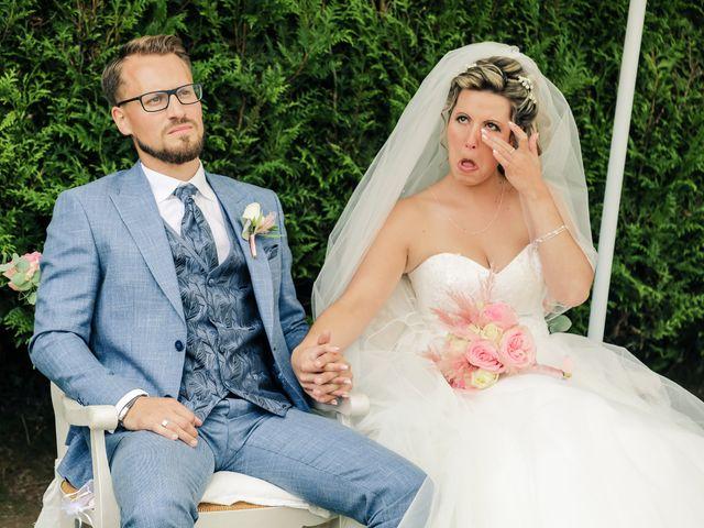 Le mariage de Yohan et Lauriane à Plasnes, Eure 87