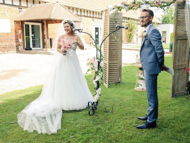 Le mariage de Yohan et Lauriane à Plasnes, Eure 92