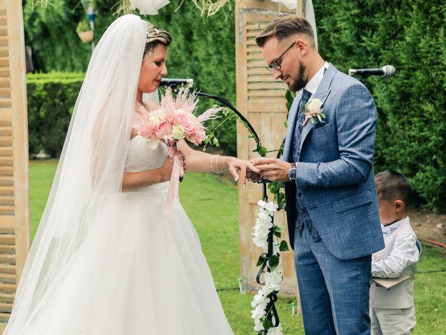 Le mariage de Yohan et Lauriane à Plasnes, Eure 95