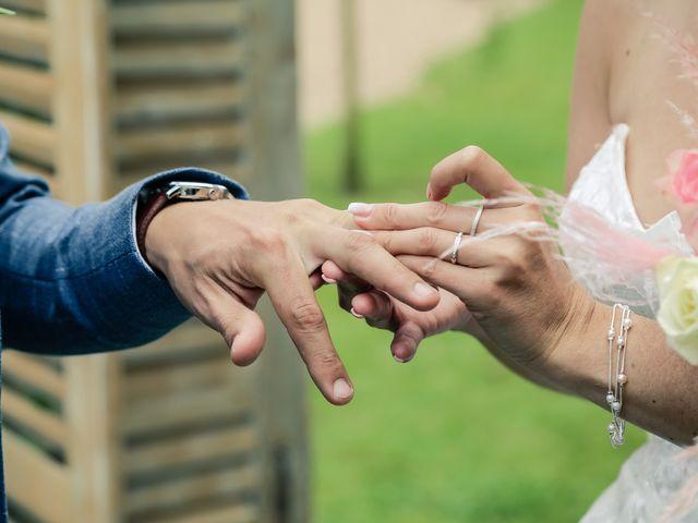 Le mariage de Yohan et Lauriane à Plasnes, Eure 98