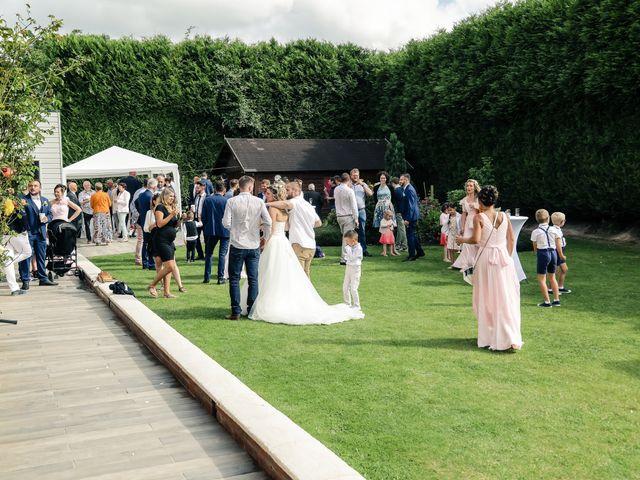 Le mariage de Yohan et Lauriane à Plasnes, Eure 109
