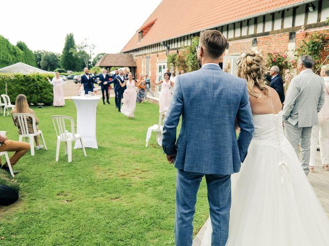 Le mariage de Yohan et Lauriane à Plasnes, Eure 121