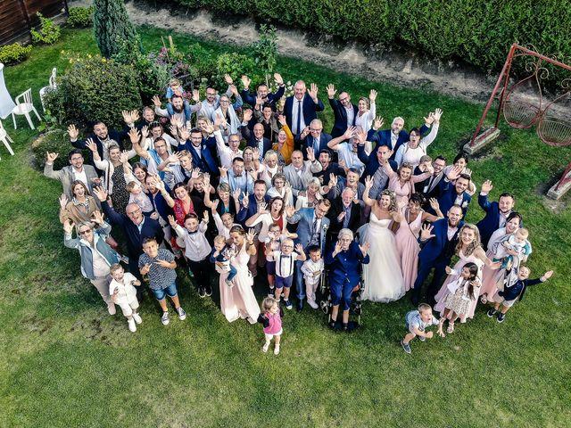 Le mariage de Yohan et Lauriane à Plasnes, Eure 124