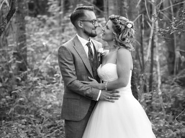 Le mariage de Yohan et Lauriane à Plasnes, Eure 140