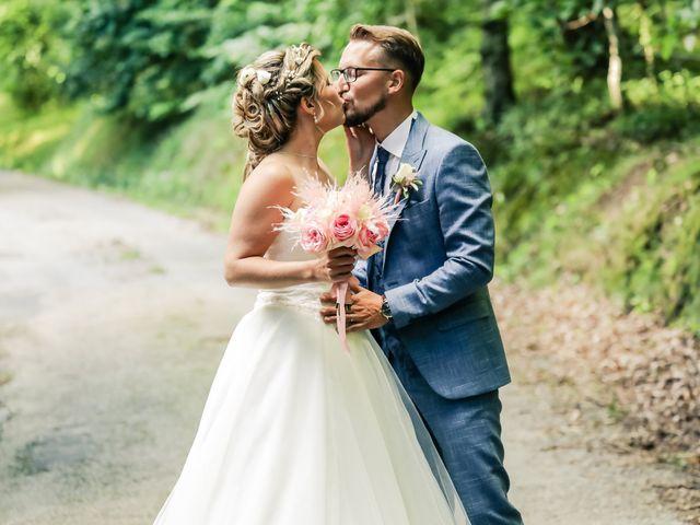 Le mariage de Yohan et Lauriane à Plasnes, Eure 147