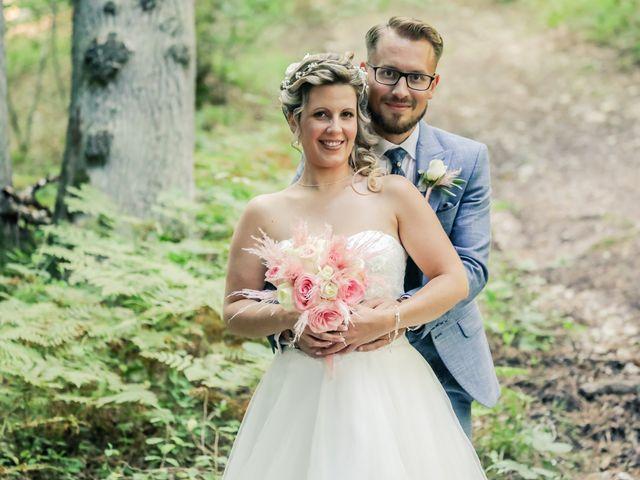 Le mariage de Yohan et Lauriane à Plasnes, Eure 148