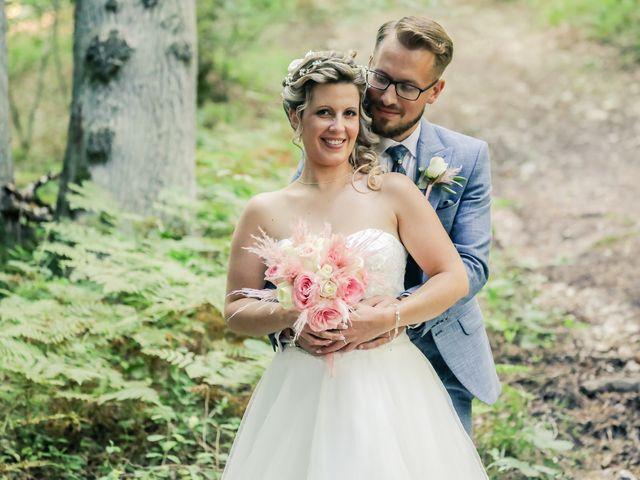 Le mariage de Lauriane et Yohan