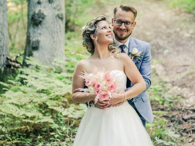 Le mariage de Yohan et Lauriane à Plasnes, Eure 149