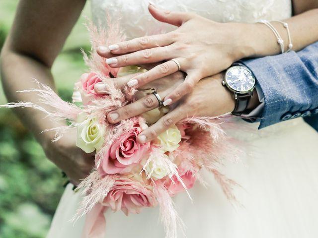 Le mariage de Yohan et Lauriane à Plasnes, Eure 151