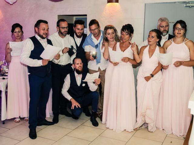 Le mariage de Yohan et Lauriane à Plasnes, Eure 161