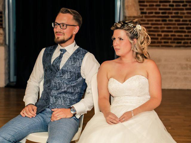 Le mariage de Yohan et Lauriane à Plasnes, Eure 162