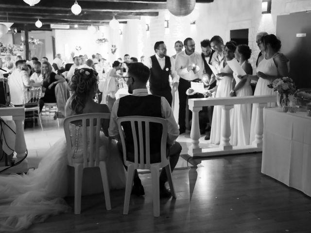 Le mariage de Yohan et Lauriane à Plasnes, Eure 163