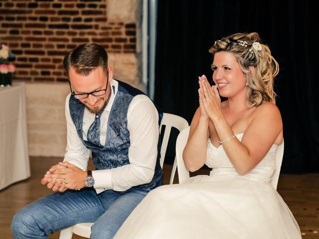 Le mariage de Yohan et Lauriane à Plasnes, Eure 164
