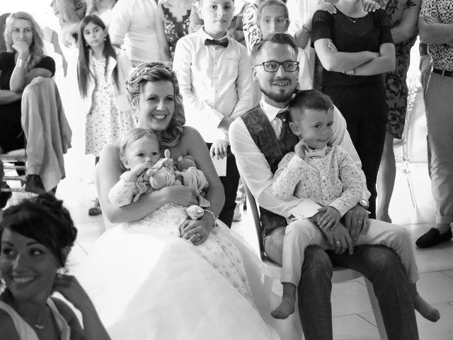 Le mariage de Yohan et Lauriane à Plasnes, Eure 165