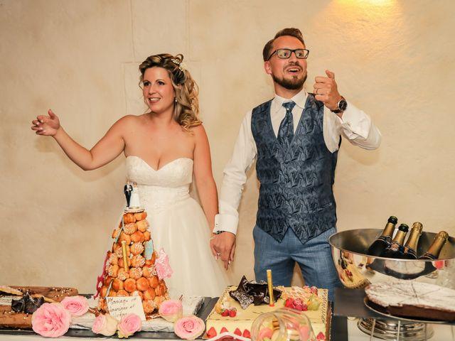 Le mariage de Yohan et Lauriane à Plasnes, Eure 171