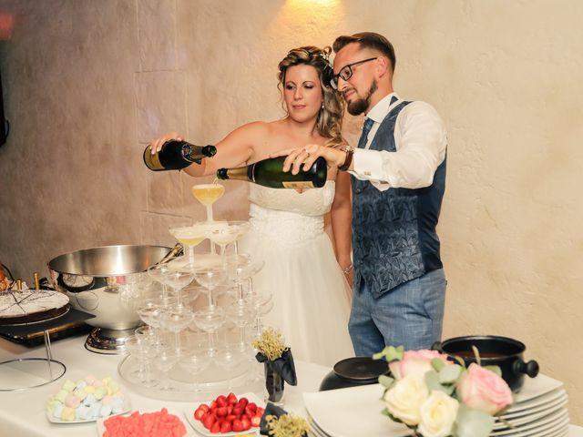 Le mariage de Yohan et Lauriane à Plasnes, Eure 175