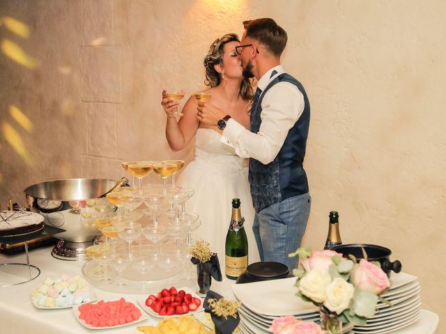 Le mariage de Yohan et Lauriane à Plasnes, Eure 178