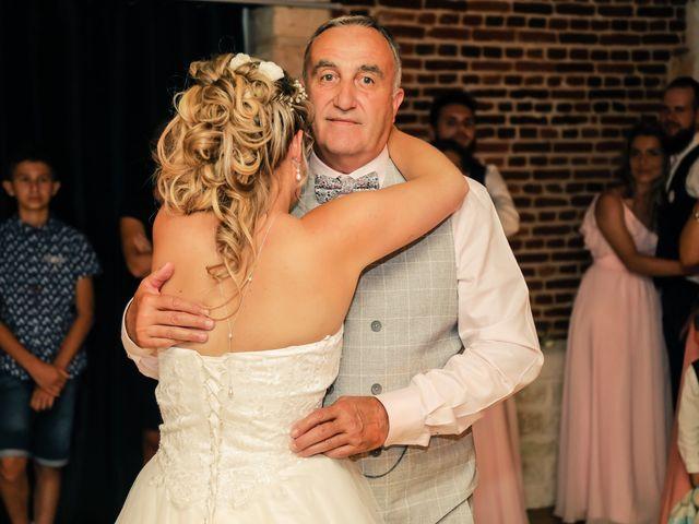 Le mariage de Yohan et Lauriane à Plasnes, Eure 180