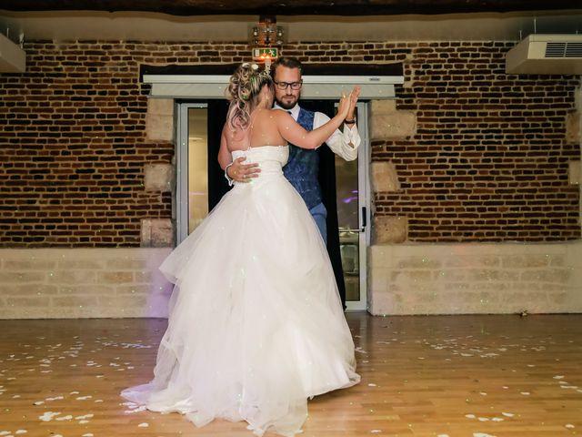 Le mariage de Yohan et Lauriane à Plasnes, Eure 185