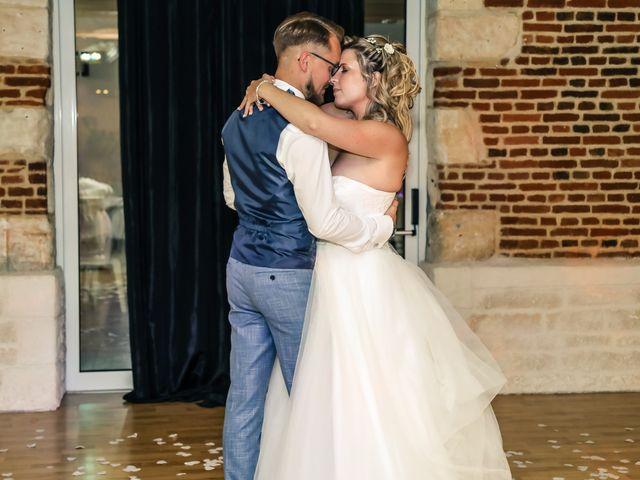 Le mariage de Yohan et Lauriane à Plasnes, Eure 186
