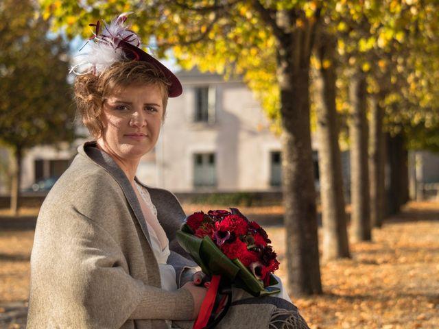 Le mariage de Serge et Inès à La Ferté-Saint-Aubin, Loiret 6