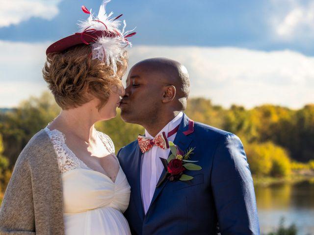 Le mariage de Serge et Inès à La Ferté-Saint-Aubin, Loiret 8