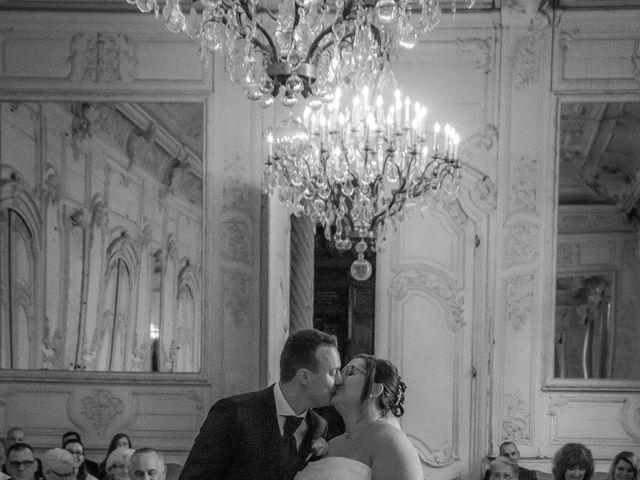 Le mariage de Sébastien et Myléne à Paris, Paris 5